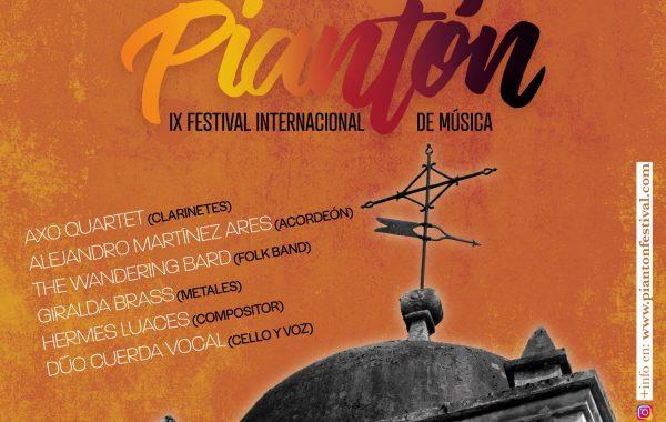 IX Festival Internacional de música