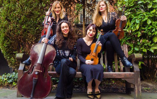 Cuarteto Rocamora