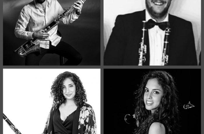 Axo Clarinet Quartet